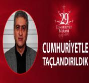 Cemal Emir: Cumhuriyete sıkı sıkıya sarılmalıyız
